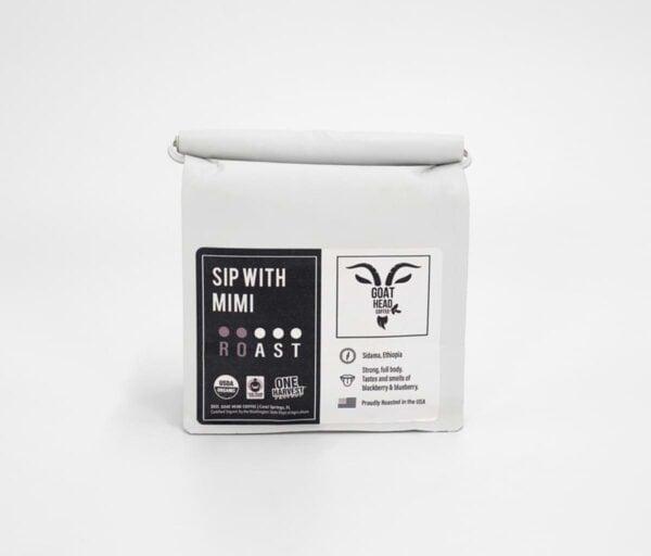 SIP WITH MIMI Coffee   Medium-Light Roast   Ethiopia