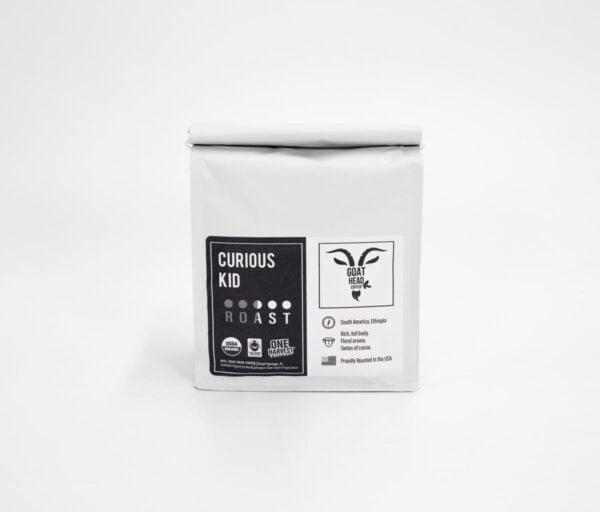 CURIOUS KID Coffee | Medium Roast | Guatemala Peru & Ethiopia